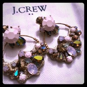 EUC Gorgeous JCrew Post Earrings